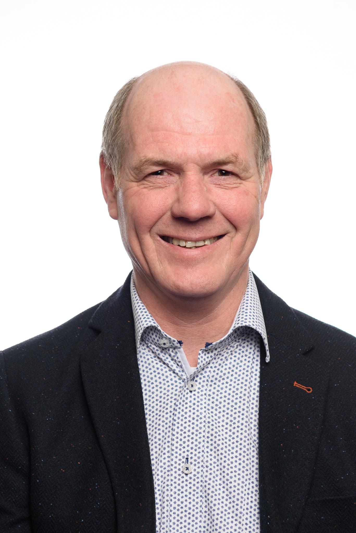 Piet Rutten - Senior administrateur