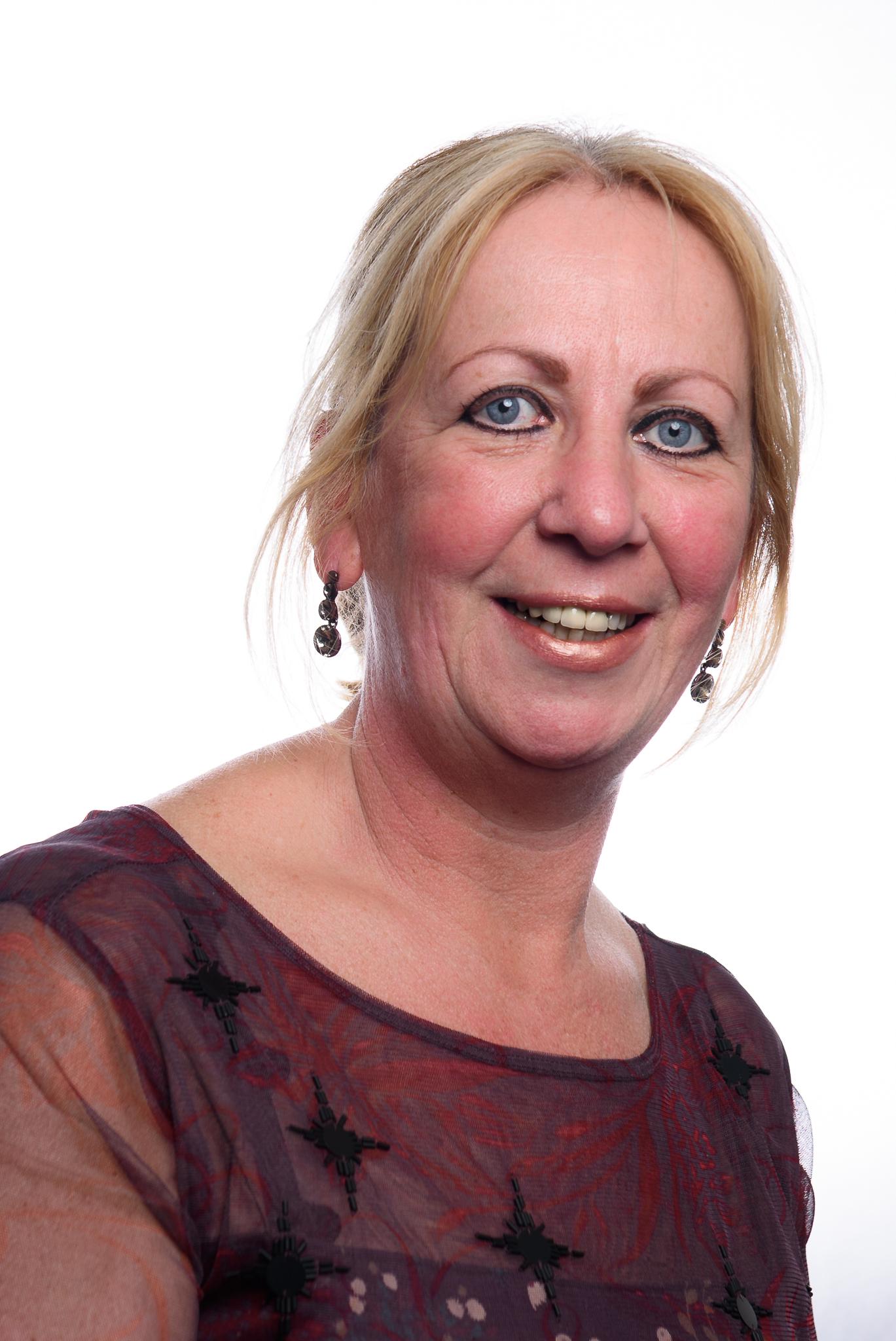 Renate Visser - Assistent financieel
